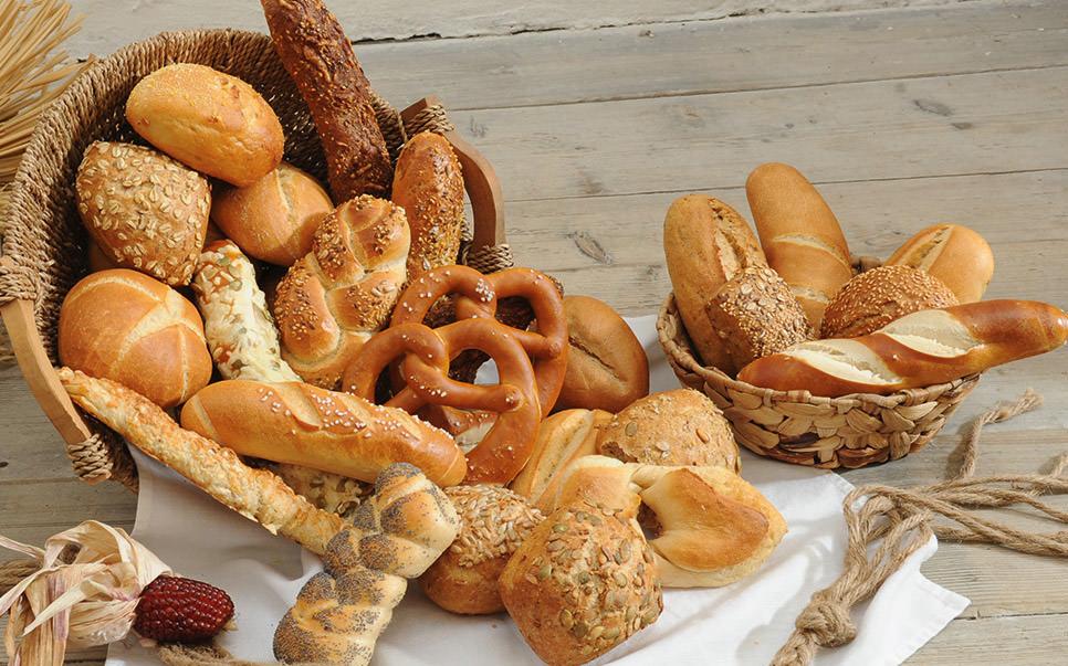 Bäckerei Sünkel - Brötchen und Laugengebäck